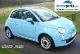 Fiat 500 500C 1.2 S 5dr 2 door Convertible (2014) image