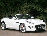 Jaguar F-TYPE 3.0 Supercharged V6 S 2dr Auto with Park Aid Pack Automatic Convertible (2014) image
