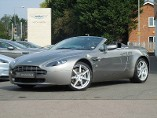 Aston Martin V8 2dr Sportshift 4.3 Automatic Roadster (2008) image