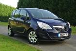 Vauxhall Meriva 1.7 CDTi 16V [130] Exclusiv 5dr Diesel Estate (2011) image