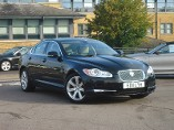 Jaguar XF Luxury Low miles 3.0 Diesel Automatic 4 door Saloon (2011) image