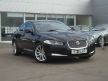 Jaguar XF Luxury With Rear Camera 2.2 Diesel Automatic 4 door Saloon (2012) image