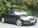 Jaguar XF 3.0d V6 S Portfolio 4dr Auto with Electric Sunroof Diesel Automatic Saloon (2010) image