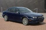 Jaguar X-Type 2.2d Sovereign 2009 4dr Auto DPF Diesel Automatic Saloon (2008) image