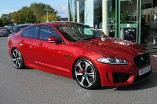 Jaguar XFR-S 5.0 Supercharged Auto Saloon Automatic 4 door (2013) image