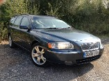 Volvo V70 D5 SE 5dr Geartronic [185] 2.4 Diesel Automatic Estate (2006) image
