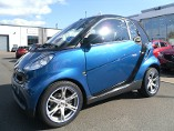 Smart ForTwo Cabrio Passion 2dr Auto [84] 1.0 Automatic Cabriolet (2009) image