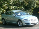 Jaguar XF 3.0d V6 Luxury 4dr Auto with Nav & Bluetooth Diesel Automatic Saloon (2012) image