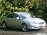 Volvo S80 D5 215hp SE Lux 4dr Auto with Sunroof & Winter Pk 2.4 Diesel Automatic Saloon (2014) image