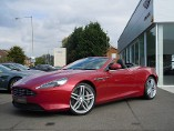 Aston Martin Virage V12 2dr Volante Touchtronic Auto 5.9 Automatic Convertible (2011) image