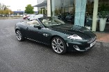 Jaguar XK 5.0 V8 Portfolio 2dr Auto Automatic Convertible (2014) image