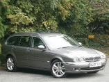 Jaguar X-Type 2.2d SE 5dr with Nav, Bluetooth & Heated Seats Diesel Estate (2007) image
