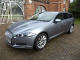 Jaguar XF 2.2d Premium Luxury 5dr Auto Diesel Automatic Estate (2013)