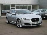 Jaguar XF Sportbrake S Portfolio Black Pack 3.0 Diesel Automatic 5 door Estate (2014)
