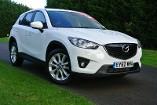 Mazda CX-5 2.2d Sport Nav 5dr Diesel Estate (2012) image
