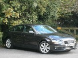 Audi A4 1.8T FSI 160 SE 4dr Multitronic with Bluetooth 2.0 Automatic Saloon (2011)