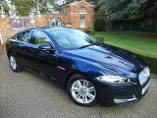 Jaguar XF LUXURY (163) 2.2 Diesel Automatic 4 door Saloon (2015) image