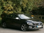 Volvo S60 D4 181hp R DESIGN Nav 4dr with Sensus Connect Nav 2.0 Diesel Saloon (2014) image