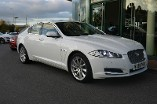 Jaguar XF 2.2d Luxury 4dr Auto Diesel Automatic Saloon (2012)