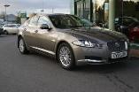 Jaguar XF 2.2d SE 4dr Auto Diesel Automatic Saloon (2012) image