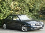 Jaguar X-Type 2.2d S 2009 4dr Auto DPF with Bluetooth & Cruise Diesel Automatic Saloon (2009) image