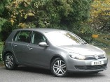 Volkswagen Golf 2.0 TDi 110 SE 5dr Built In Tom Tom Diesel Hatchback (2009) image
