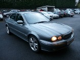 Jaguar X-Type 2.0d SE 4dr [Euro 4] Diesel Saloon (2006) image