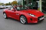 Jaguar F-TYPE 3.0 Supercharged V6 2 dr Auto Automatic 2 door Convertible (2013) image