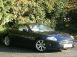 Jaguar XK 4.2 V8 2dr Auto with Parking Aid, Nav & Htd Seats Automatic Coupe (2007)
