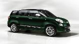 Fiat 500L MPW 1.3 Multijet 85 Pop Star 5dr *7 SEATER* 1.2 Diesel MPV (2014) image