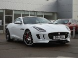 Jaguar F-TYPE R Supercharged Pan Roof High Spec 5.0 Automatic 3 door Coupe (2015) image