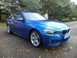 BMW 3 Series 330D xDRIVE M SPORT 3.0 Diesel Automatic 5 door Estate (2013)