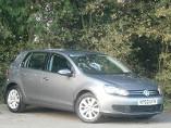 Volkswagen Golf 1.6 TDi 105 Match 5dr DSG with F/R Parking Sensors Diesel Automatic Hatchback (2010) image