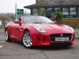 Jaguar F-TYPE Supercharged High Spec 3.0 Automatic 2 door Convertible (2014) image