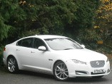 Jaguar XF 2.2d 200 Portfolio 4dr Auto with Rear Camera Diesel Automatic Saloon (2015) image