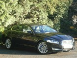 Jaguar XF 2.2d Premium Luxury Auto with Blind Spot Monitor Diesel Automatic 4 door Saloon (2012)