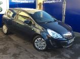 Vauxhall Corsa SPECIAL EDS 1.3 CDTi ecoFLEX Energy 1.2 Diesel 5 door Hatchback (2013) image