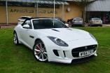 Jaguar F-TYPE Supercharged 3.0 Automatic 2 door Convertible (2014) image