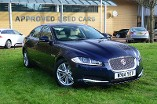 Jaguar XF 2.2d [200] Luxury 4dr Auto Diesel Automatic Saloon (2014)