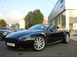 Aston Martin V8 2dr Sportshift [420] 4.7 Automatic Roadster (2013) image