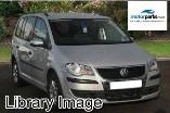 Volkswagen Touran 1.9 TDI SE 105 5dr Diesel Estate (2007) image