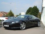 Aston Martin DB9 V12 2dr Touchtronic Auto 5.9 Automatic 3 door Coupe (2007) image