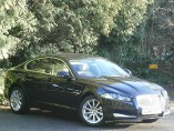Jaguar XF 2.2d Premium Luxury 4dr Auto with Parking Aid Pack Diesel Automatic Saloon (2012) image