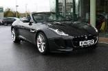 Jaguar F-TYPE 3.0 S V6 Auto Convertible Automatic 2 door (2015) image