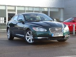 Jaguar XF Luxury with Upgraded Alloys 2.7 Diesel Automatic 4 door Saloon (2009) image
