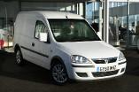 Vauxhall Combo 1.3 CDTi 16V SE VAN Diesel 2 door Van (2010) image