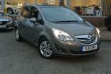 Vauxhall Meriva 1.7 CDTi 16V SE 5dr Auto Diesel Automatic Estate (2011) image