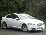Jaguar XF 3.0 V6 Diesel Premium Luxury with Sunroof Diesel Automatic 4 door Saloon (2012) image