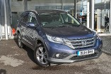 Honda CR-V CRV 1.6 i-DTEC Diesel Automatic 5 door Estate (2014) image