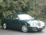 Jaguar S-Type 2.7d V6 SE 4dr Auto with Nav & Heated Seats Diesel Automatic Saloon (2005) image